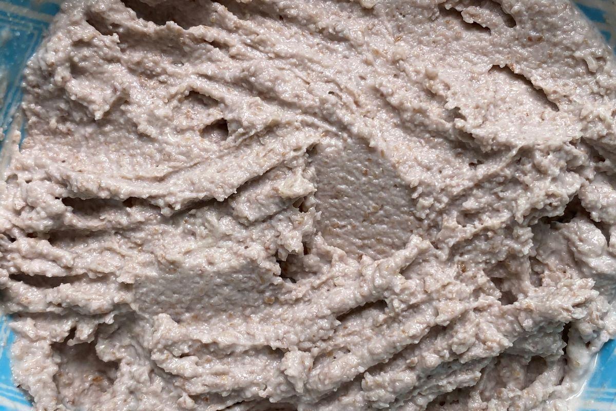 walnut paste ©️ Nel Brouwer-van den Bergh