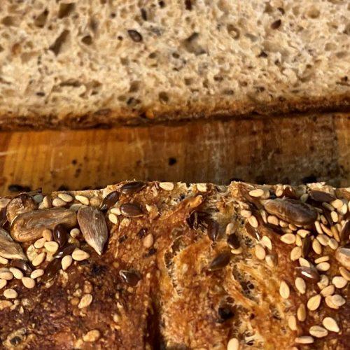 whole wheat rye sourdough ©️ Nel Brouwer-van den Bergh