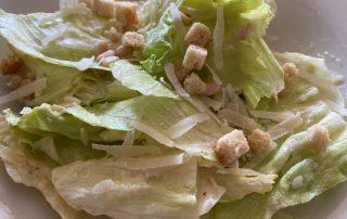 caesar salad ©️ Nel Brouwer-van den Bergh