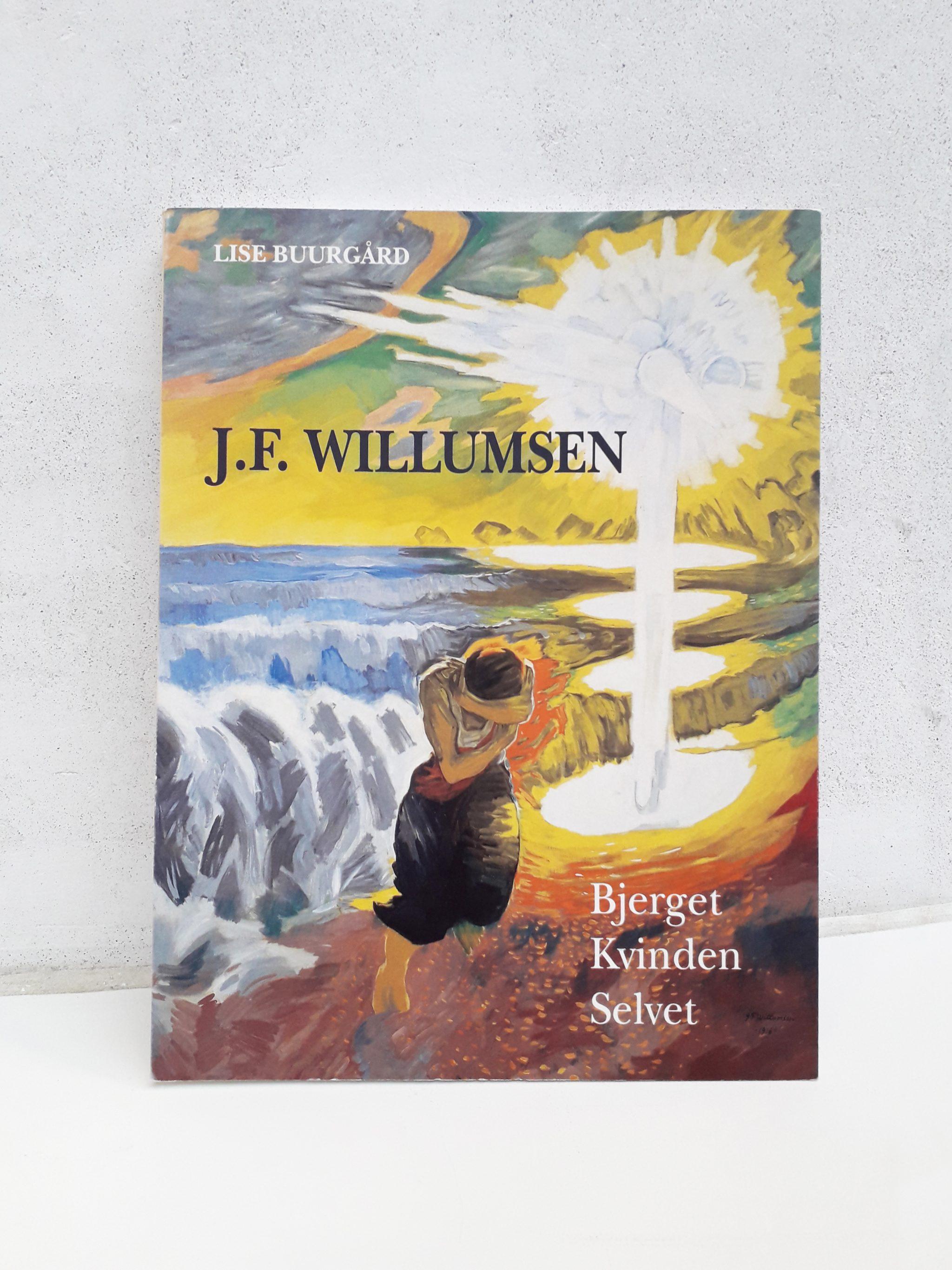 Bjerget Kvinden Selvet Willumsen Bøger Forside