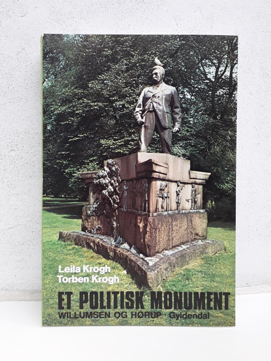 Et politisk monument Willumsen Bøger