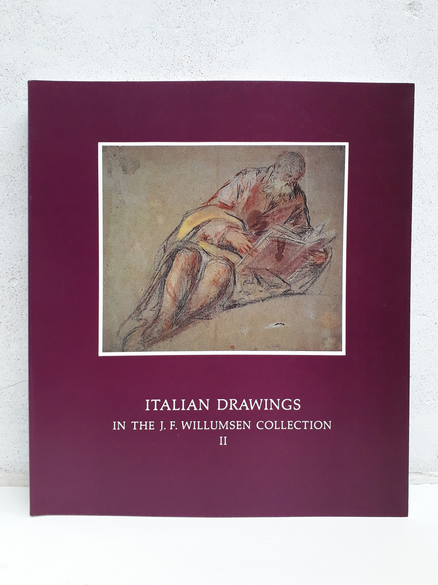 Italian Drawings 2 Books about Willumsen