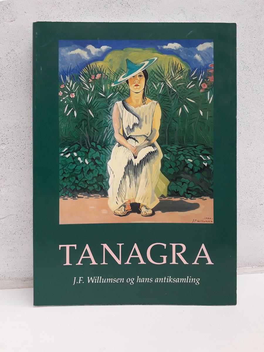 Tanagra Willumsen Bøger