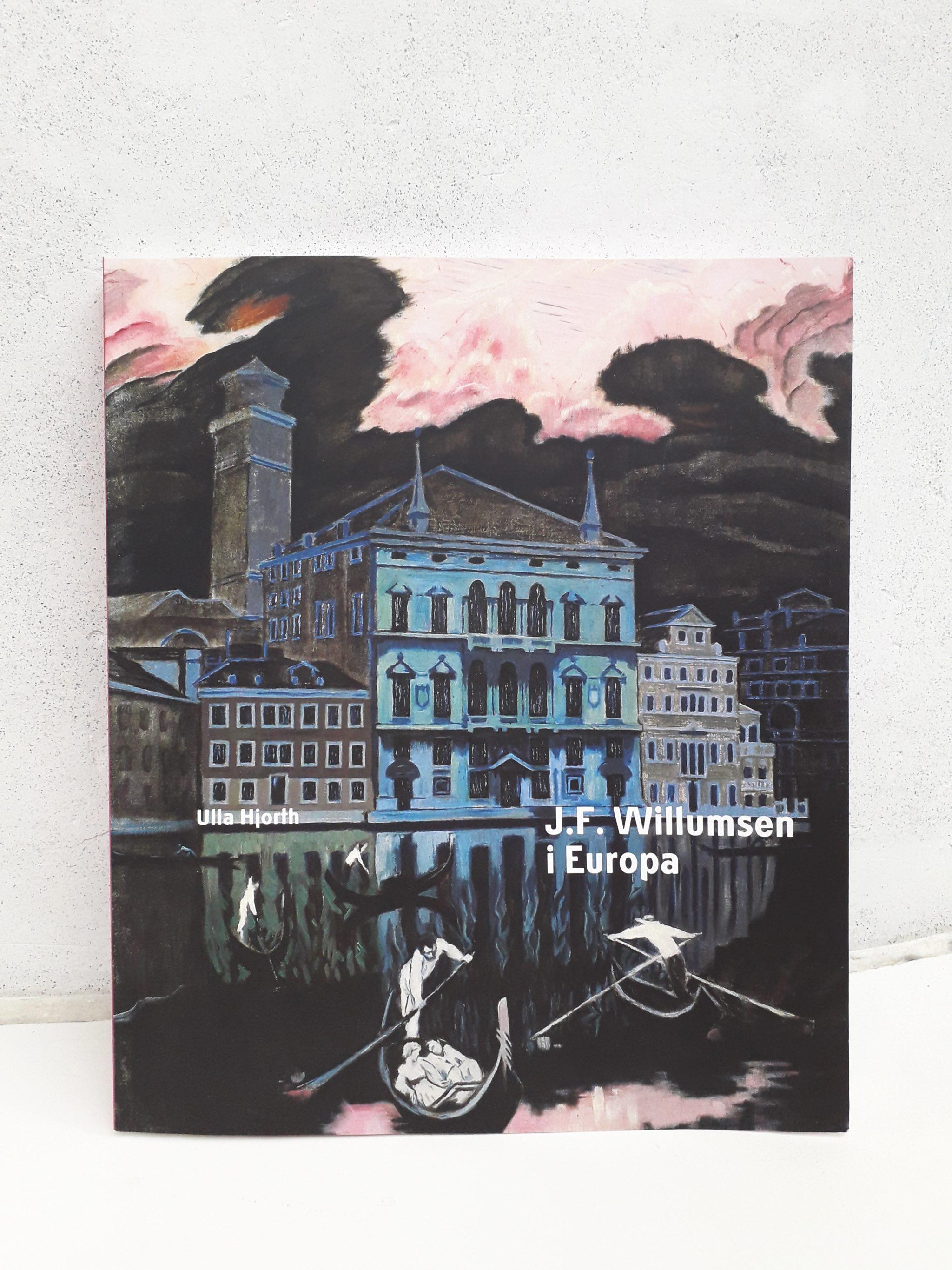 Willumsen i Europa Bøger Forside
