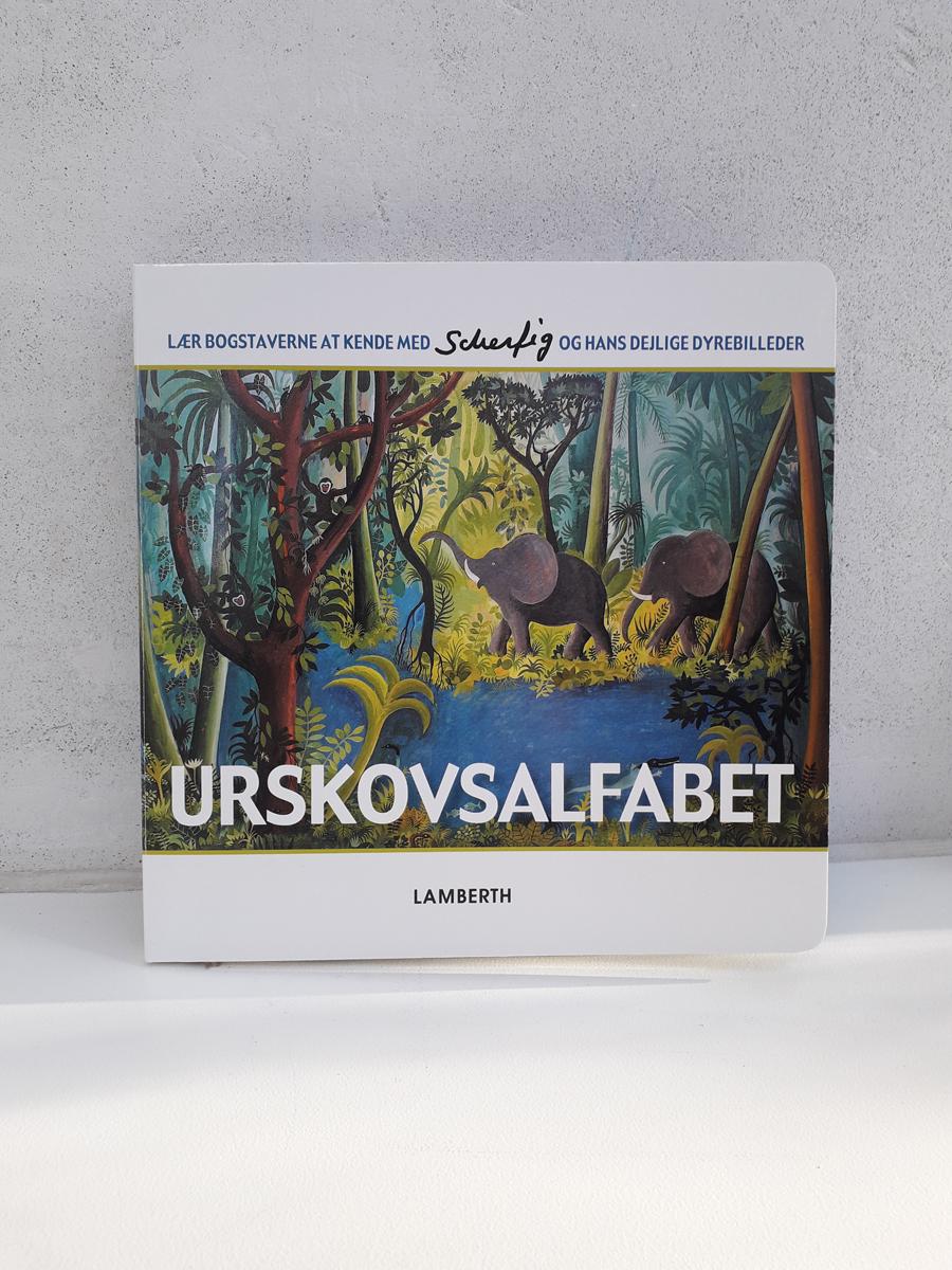 Scherfig børnebøger Willumsens Museum