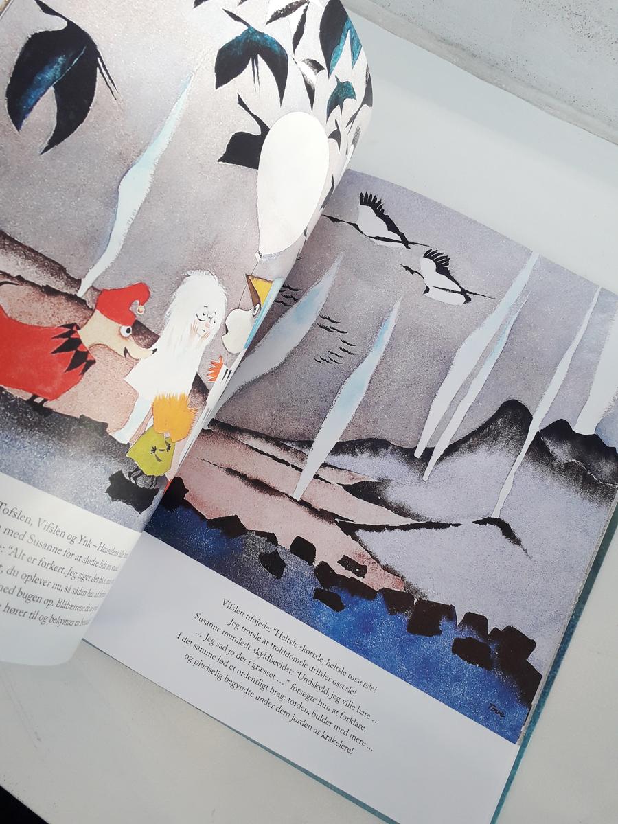 Tove Jansson Den farlige rejse Willumsens Museum