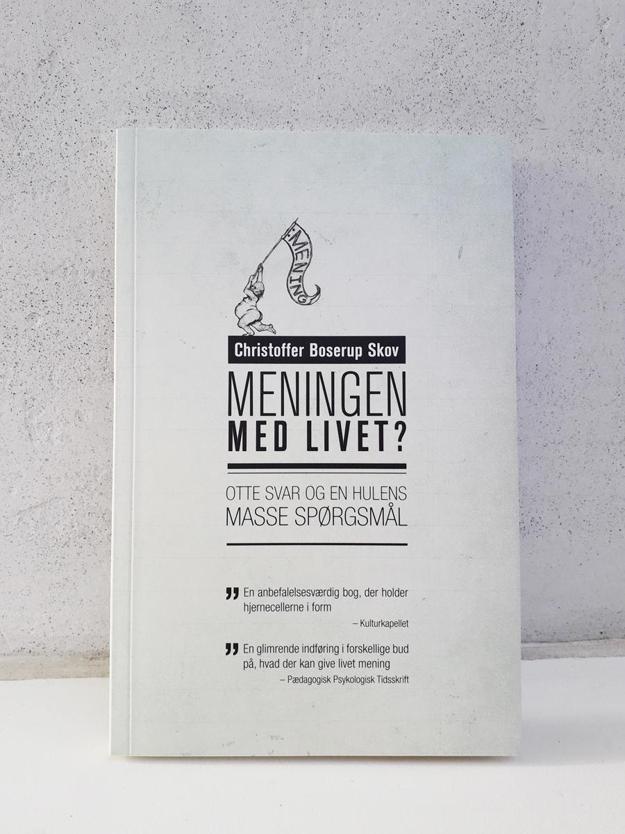 Meningen med livet Bøger Willumsens Museum forside