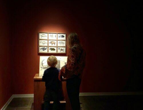 Willumsens Museum holder åbent for børnehaver og de yngste skoleklasser
