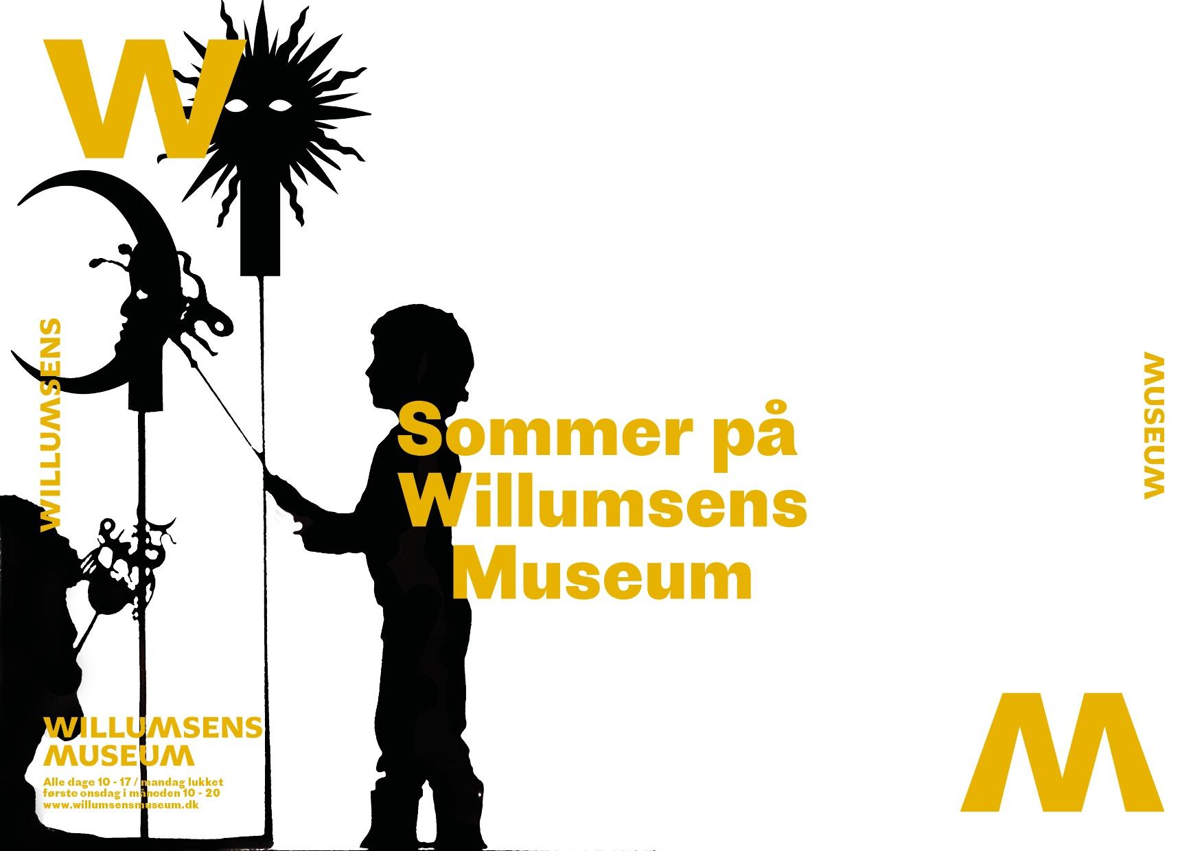 Sommer på Willumsens Museum