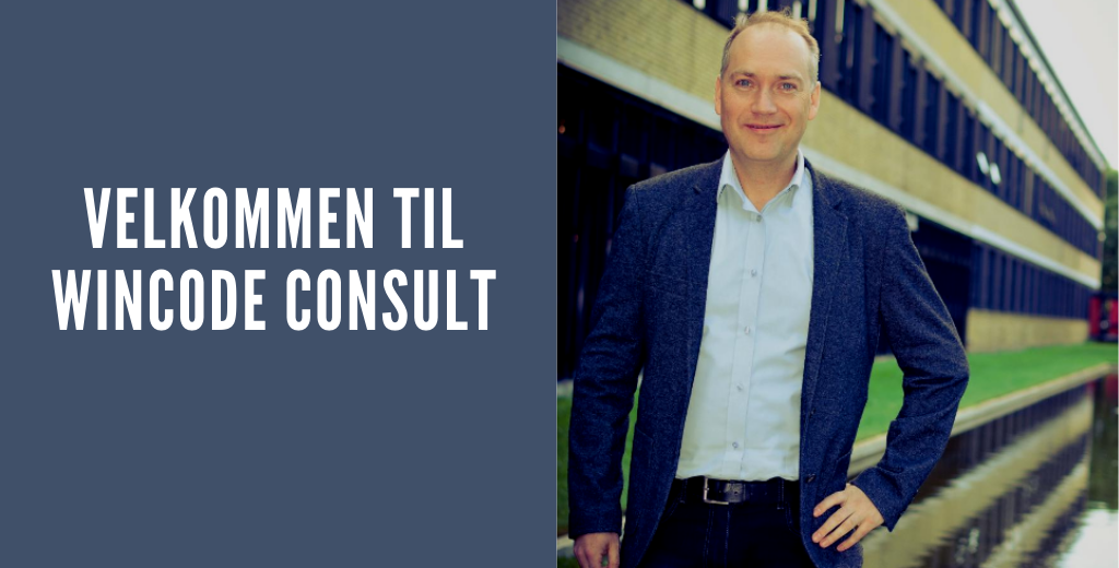 Windcode Consult og Jacob Winther