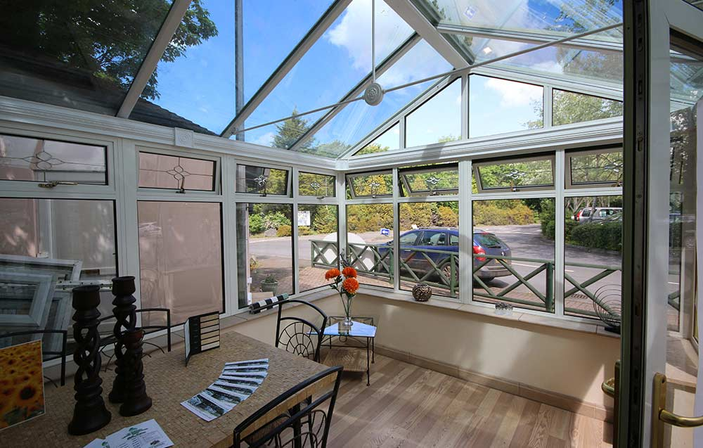Options and Finishing Touches for your Conservatory