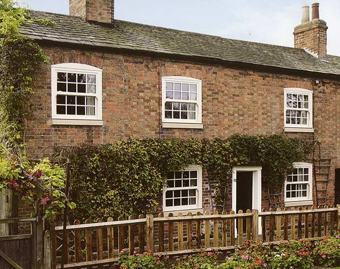 Traditional UK Casement Windows