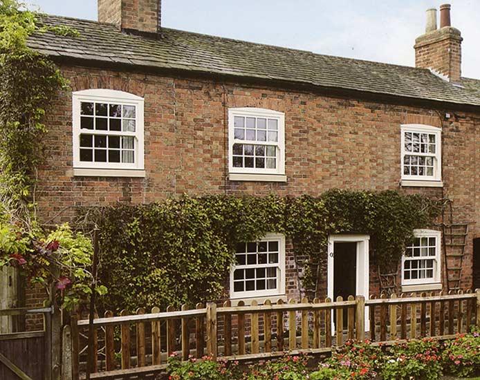 Traditional UK Casement Windows