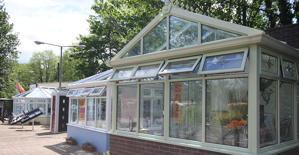 high-quality conservatories