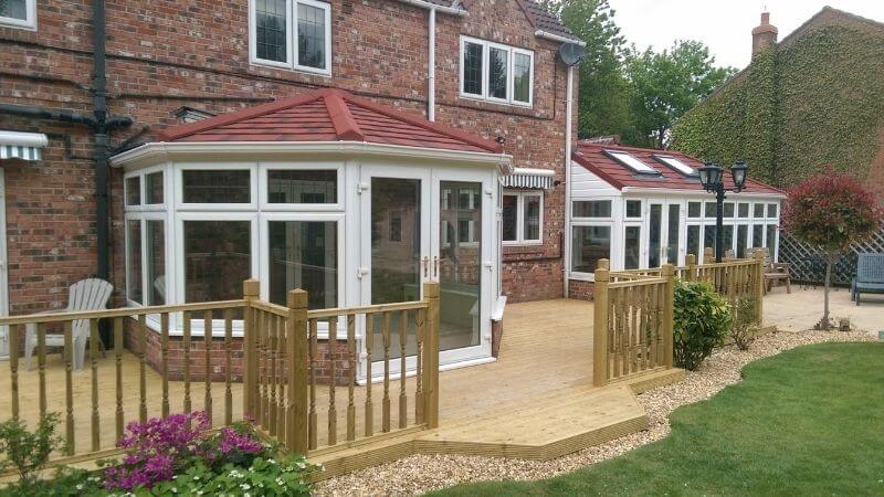 Guardian Warm Roof Conservatories