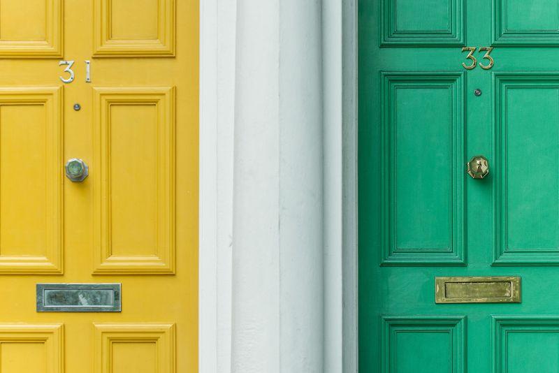 Choosing Composite Doors
