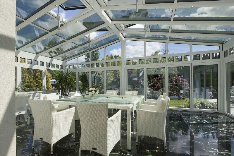 a conservatory can enhance your home