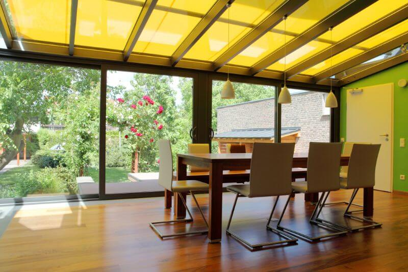 How to keep your conservatory cool