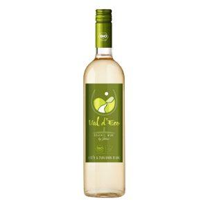 Spansk hvidvin på Airén og Sauvignon Blanc