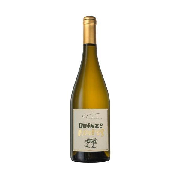 Fadlagret spansk hvidvin på Grenache