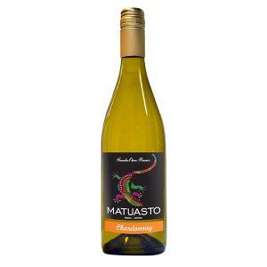 Argentinsk hvidvin på Chardonnay med fadlagring