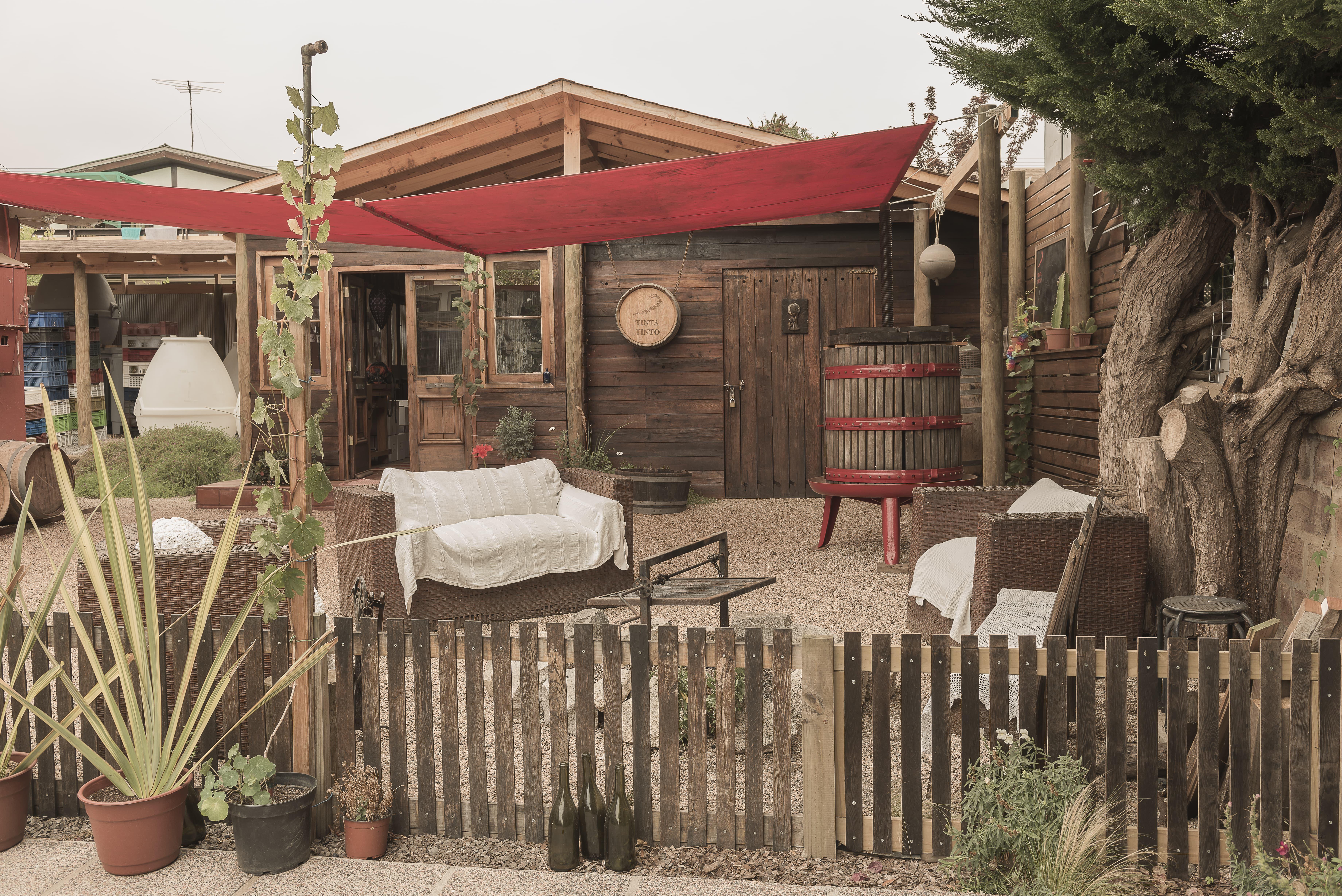Tinta Tinto vores chilenske garage vinhus