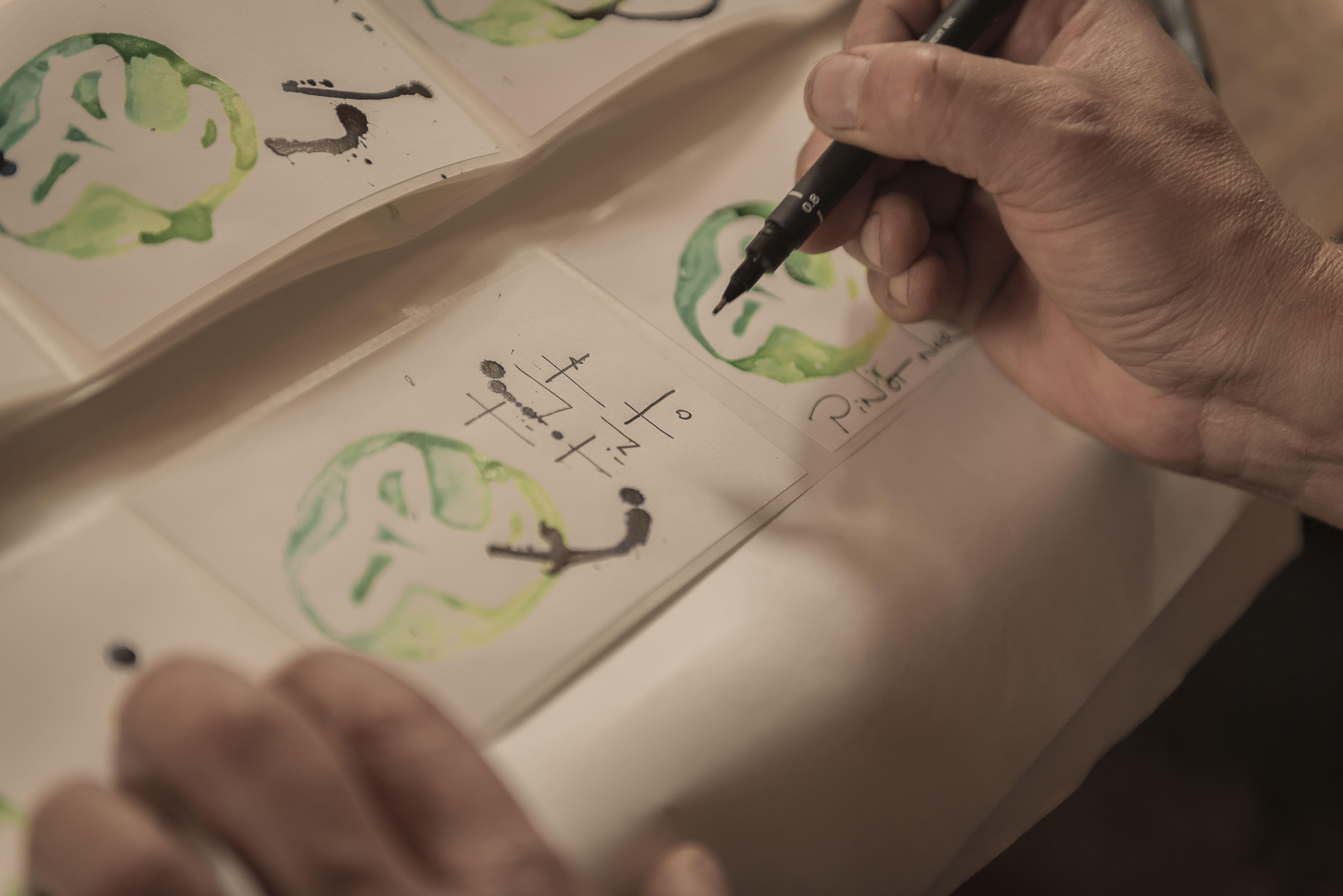 Alt er håndlavet i Tinta Tinto