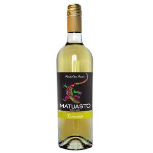 Argentinsk vin på Torrontes uden fadlagring