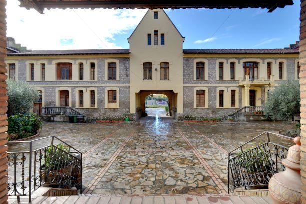 Navarra vinhuset Montecierzo