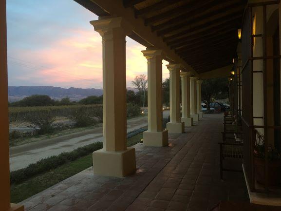 Bodega Tukma - vores argentinske vineri i Salta