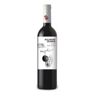 Ung spansk rødvin uden sulfitter fra Ribera del Duero