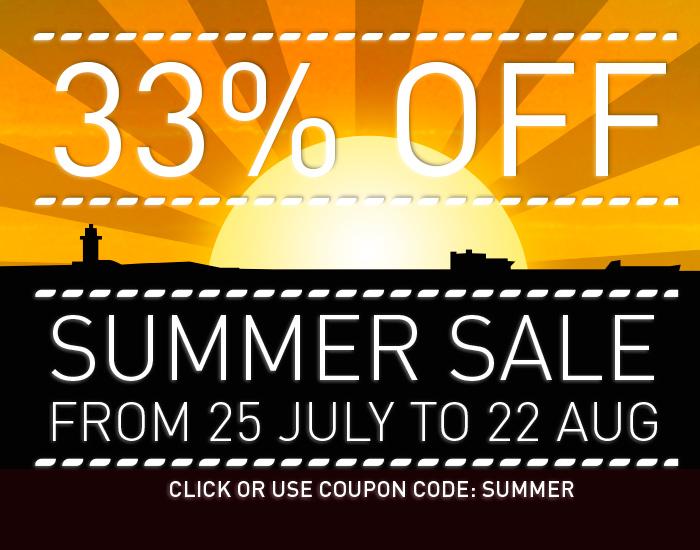 WinNc Summer Sale - 33% off