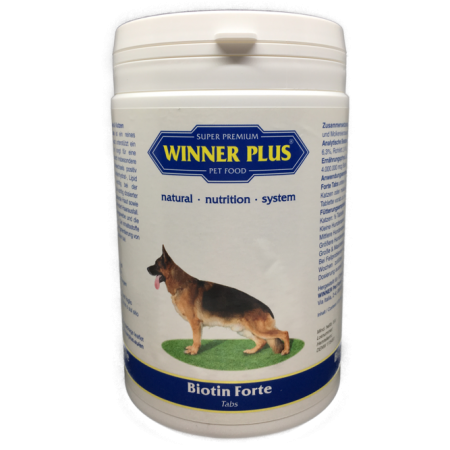 Winner Plus Supplements For Dogs & Cats