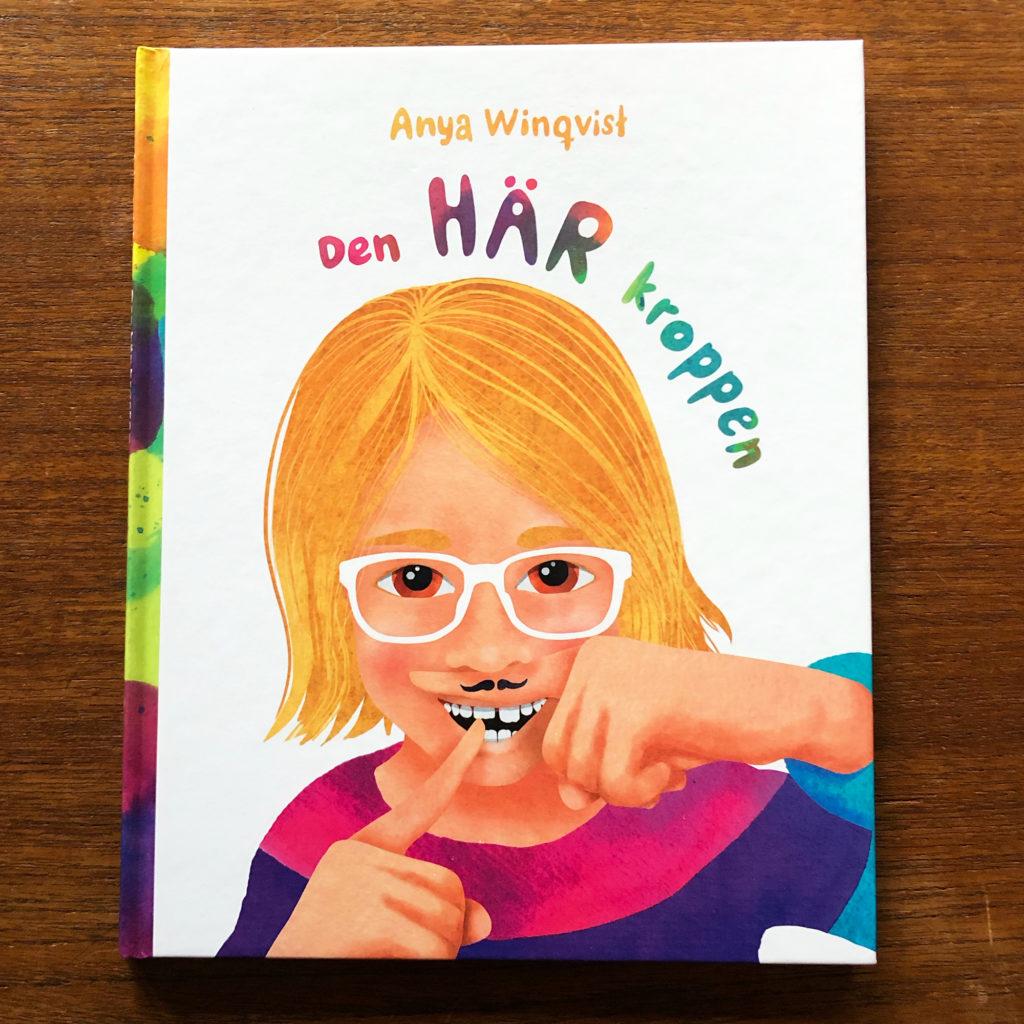 Anya Winqvist - Den här kroppen