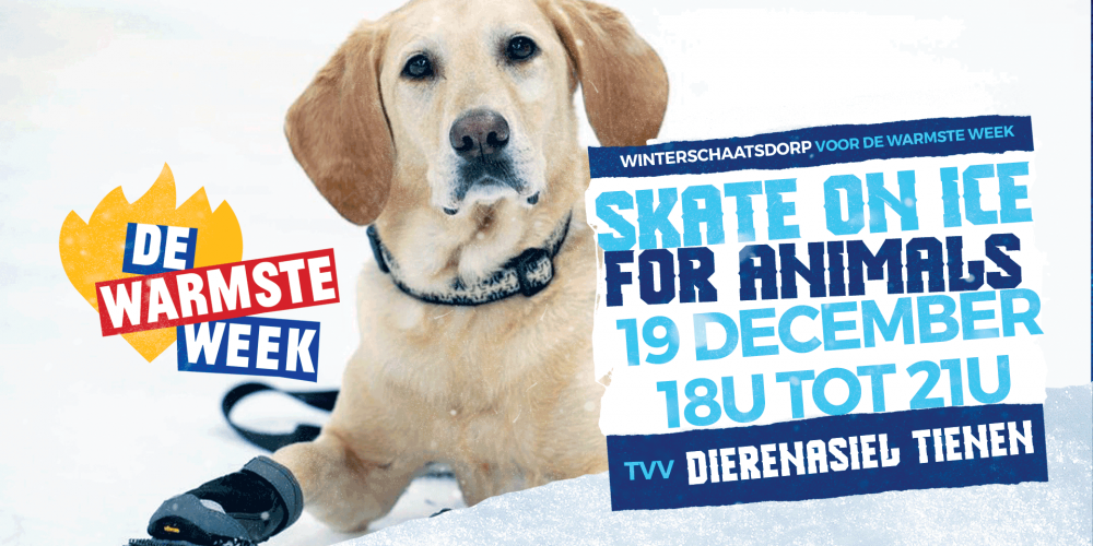 Skate on Ice for Animals