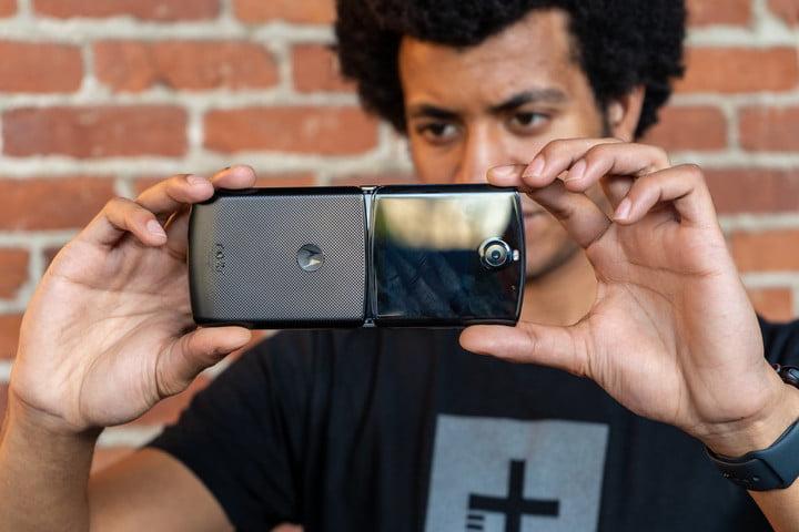 motorola razr hands on features price photos video release date review 12