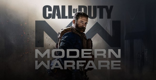 Call of Duty: Modern Warfare came out in October