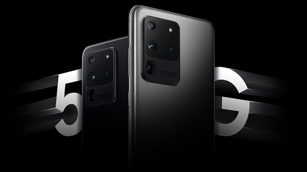Samsung Galaxy S20 Ultra 5G Camera Marketing