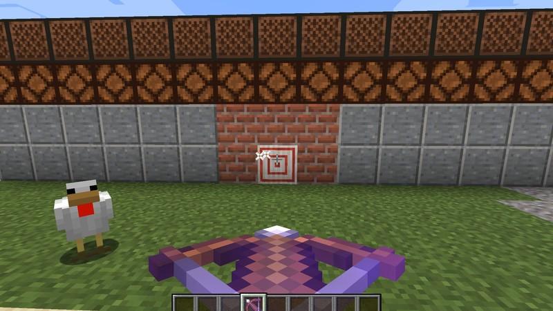 The new target block