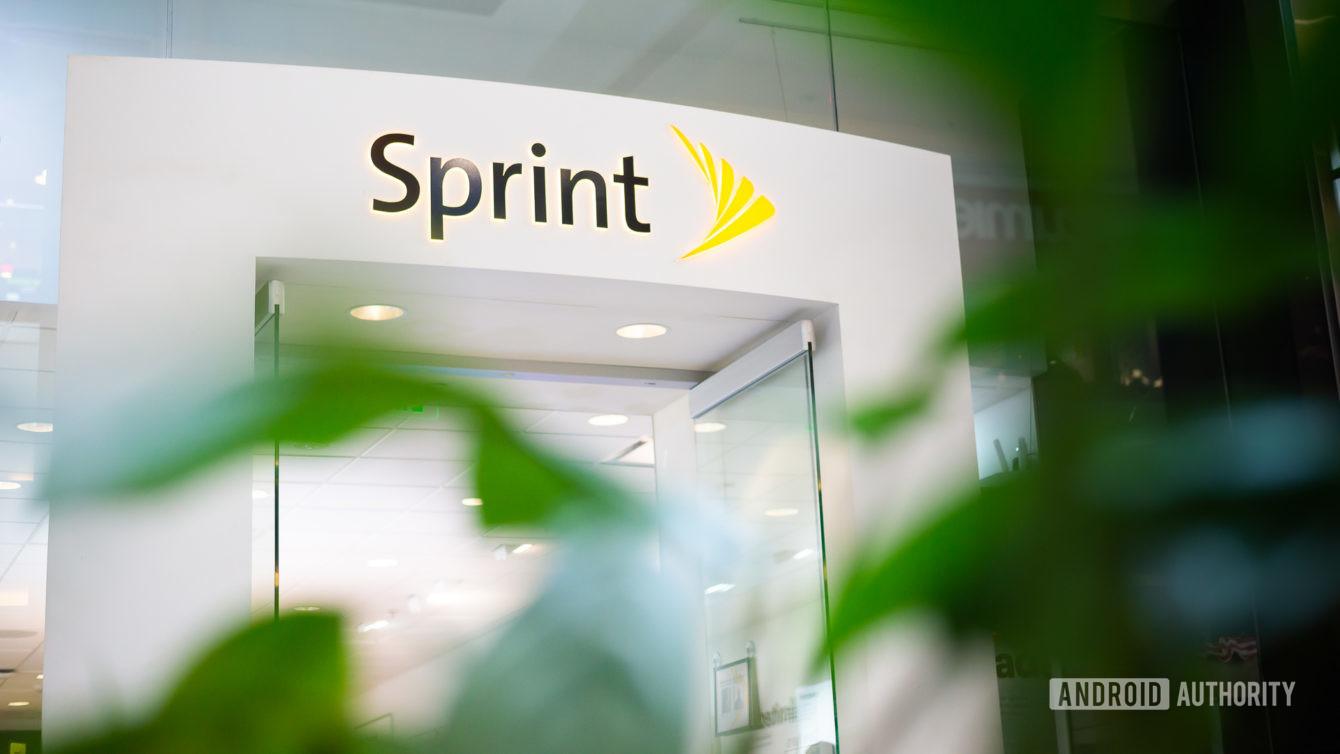Sprint logo stock image 2