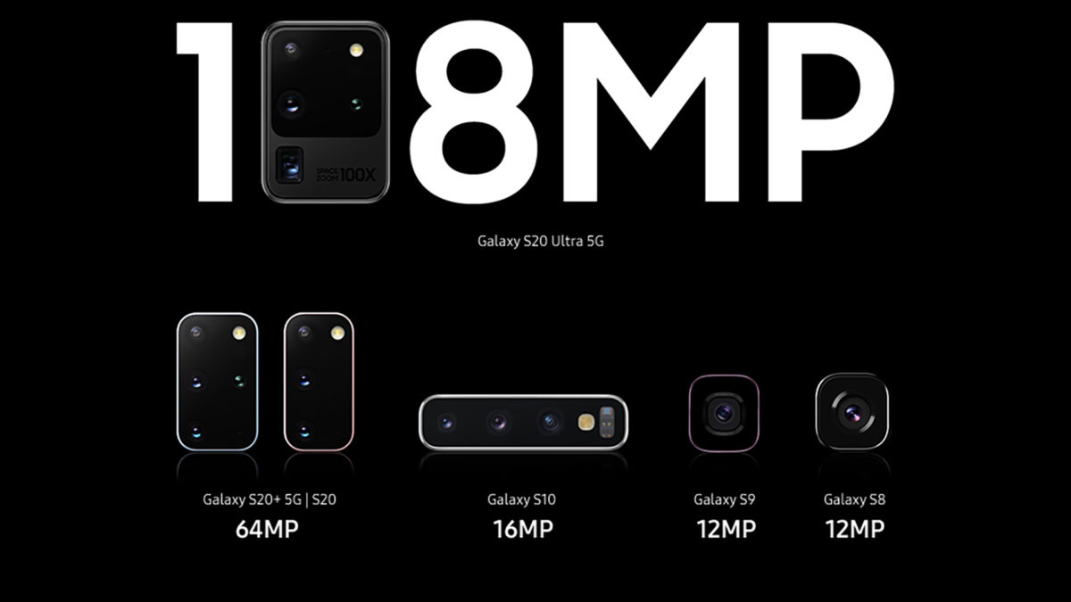Samsung Galaxy S20 Series Cameras Explained