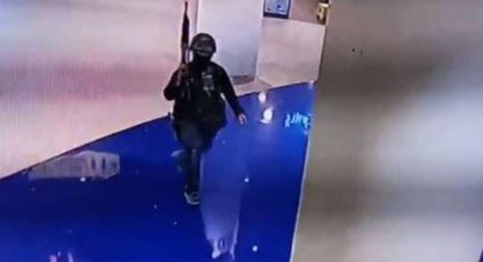 Night of Terror in a Crowded Mall: How the Massacre Happened in a Thai Mall