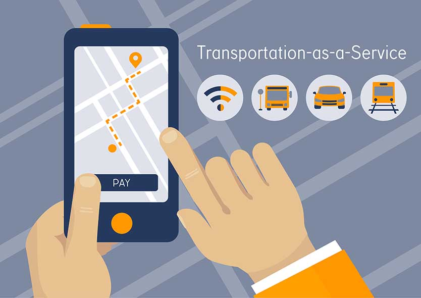 Transportation As A Service (TaaS)