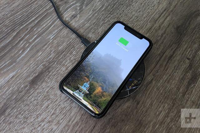 Mikol wireless charging pad