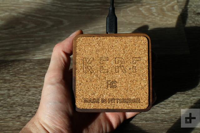 Kerf Wireless Charging Block