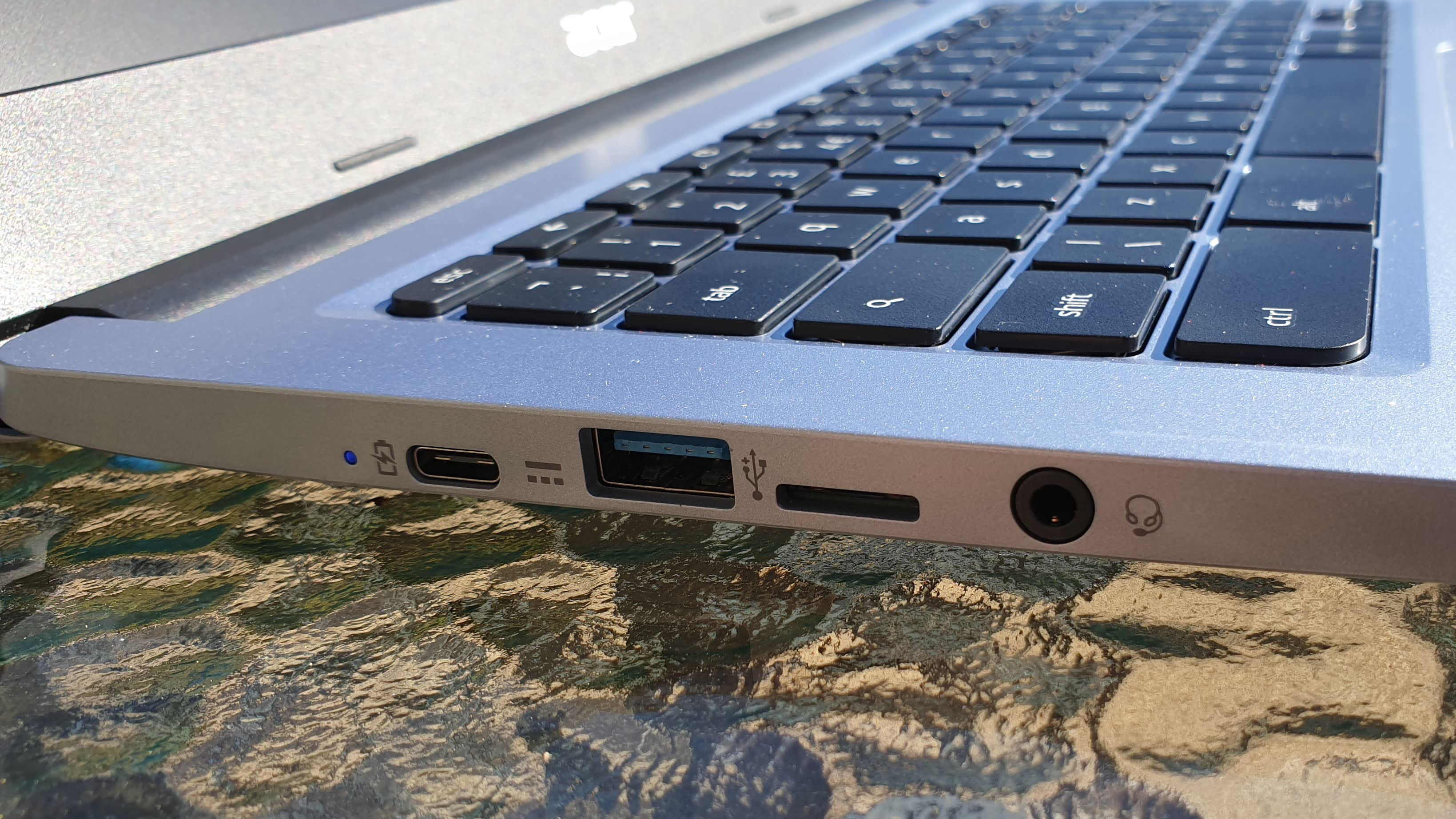 Acer Chromebook 314 review ports