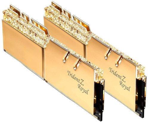 G.SKILL Trident Z Royal Gold 16GB Kit