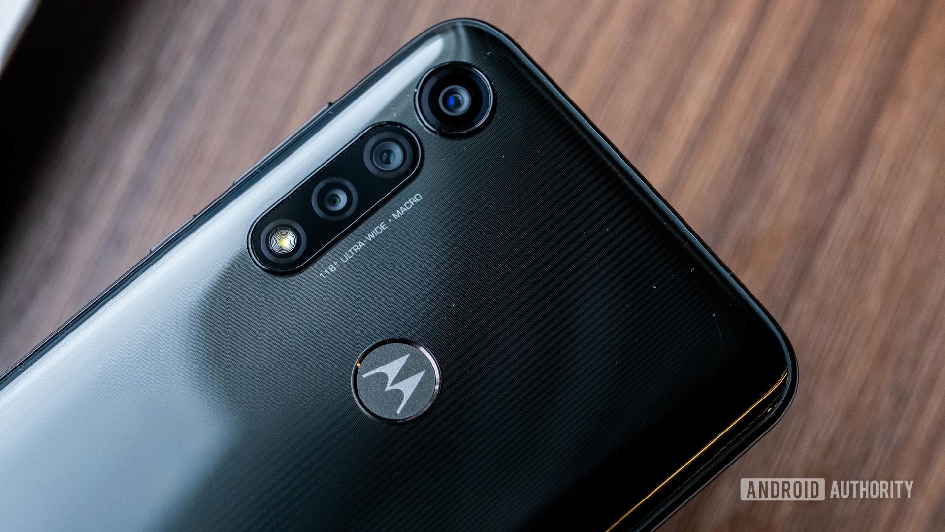 Moto G Power cameras 2