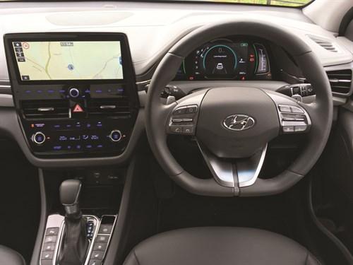 Hyundai Ioniq Welcome Interior