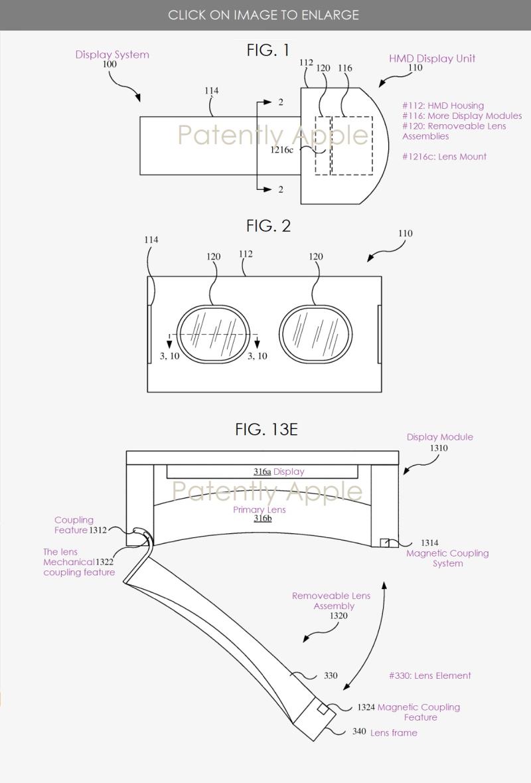 2 HMD  interchangeable lens system